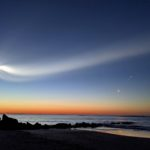 Sunrise SpaceX Launch - Trent Tinker